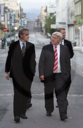 STEINMEIER in Norwegen