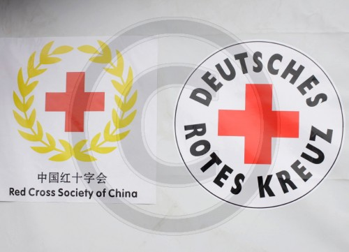 DRK und Red Cross Society of China