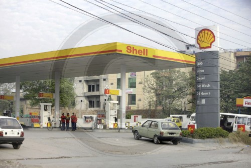 Shell in Islamabad