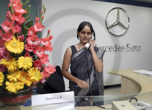Mercedes-Benz in Indien
