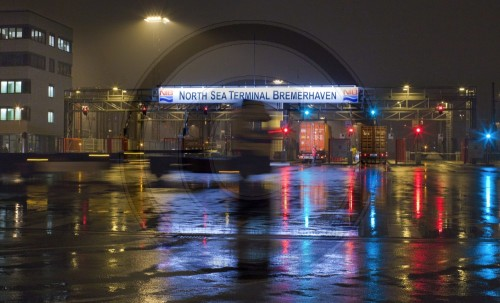 North Sea Terminal Bremerhaven