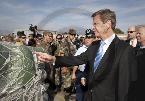 WESTERWELLE in der Republik Chile