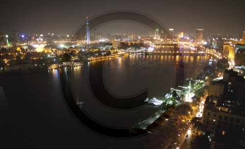 Kairo bei Nacht | Cairo by night