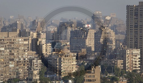 Wohnhaeuser in Kairo | Apartment houses in Cairo
