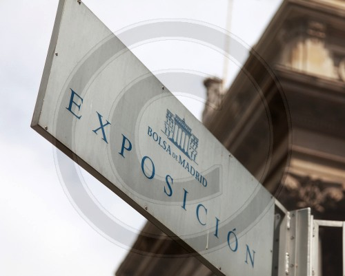 Boerse Madrid | Madrid stock exchange