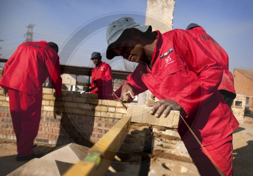 Ausbildung in Suedafrika | Training in South Africa