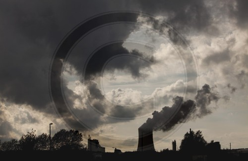 Steinkohlekraftwerk | Coal-fired power plant