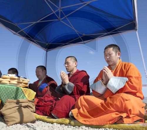 Buddhistische Moenche| Buddhist monks