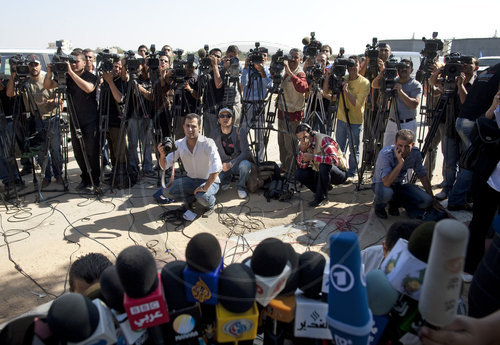 Journalisten in Gaza|Journalists in Gaza