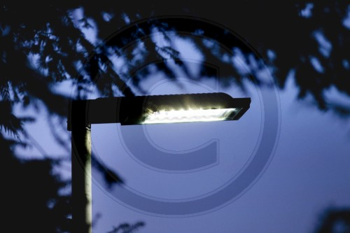 LED Strassenbeleuchtung in Heidelberg|LED street lighting in Heidelberg