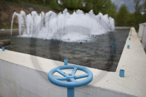 Wasseraufbereitungsanlage | Water Treatment Plant