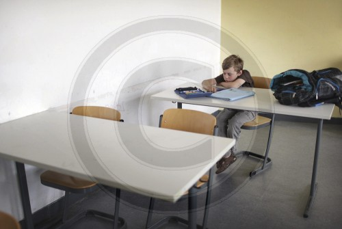 Einsam in der Schule | Lonely at school
