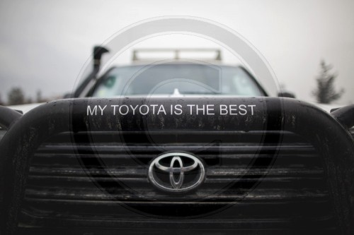 My Toyota is the best