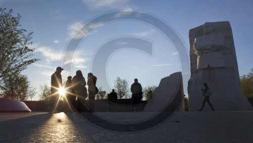 Martin-Luther-King- Nationaldenkmal