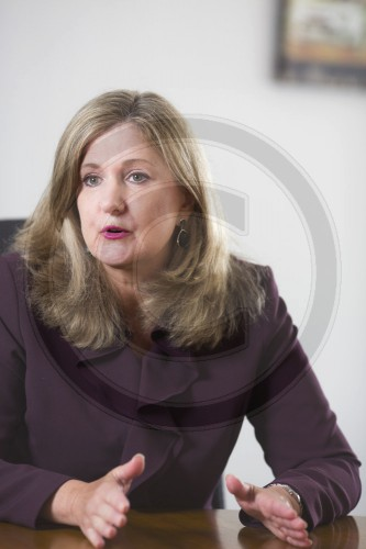 Barb Samardzich, Chief Operating Officer, Ford of Europe