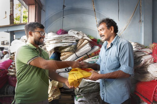 Rohstoff Recycling in Sri Lanka