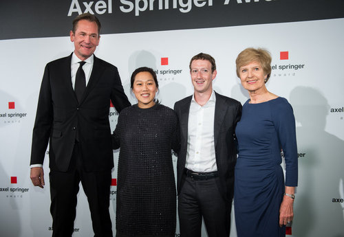 Axel-Springer-Award