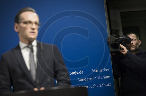 Statement Heiko Maas