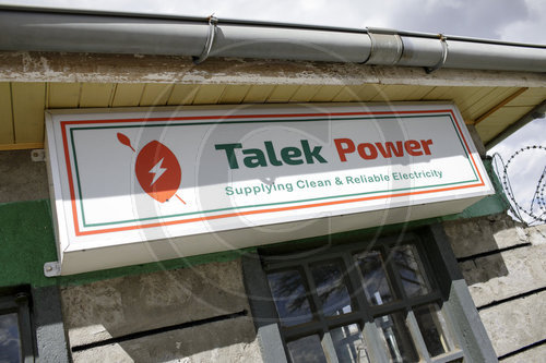 Talek Power in Kenia