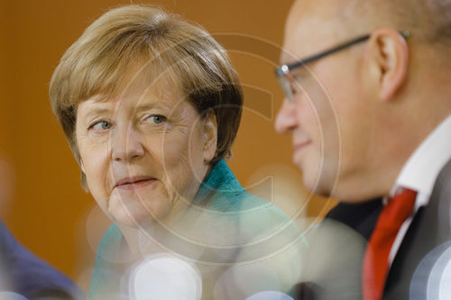 Angela Merkel, Peter Altmaier