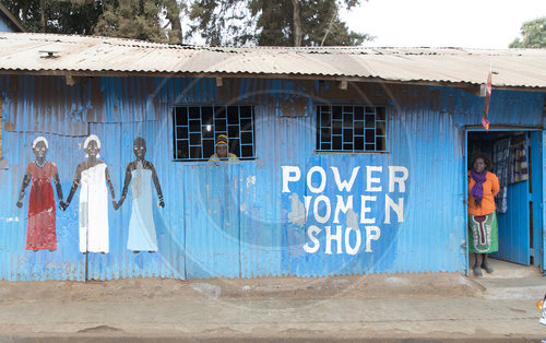 Power Woman Shop