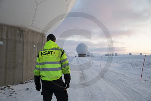 SvalSat Satellitenstation