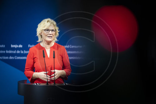 Pressestatement Christine Lambrecht