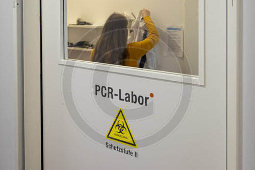 PCR-Labor in Berlin