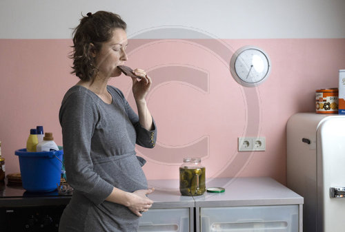 Essens Gelueste in der Schwangerschaft, Eating gels during pregnancy