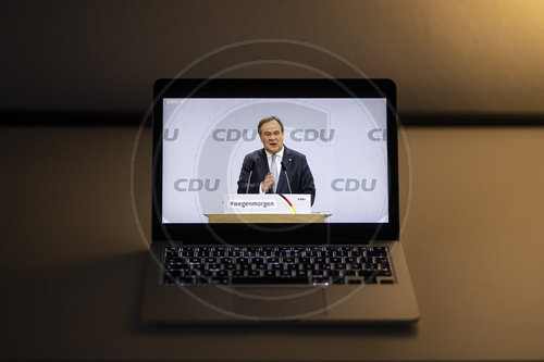CDU-Parteitag in Berlin
