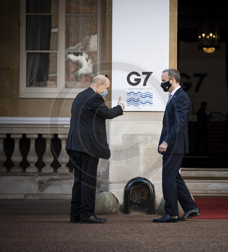 G7 Treffen in London